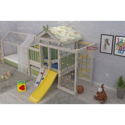 Игровой комплекс - кровать Савушка Baby - 3 фото